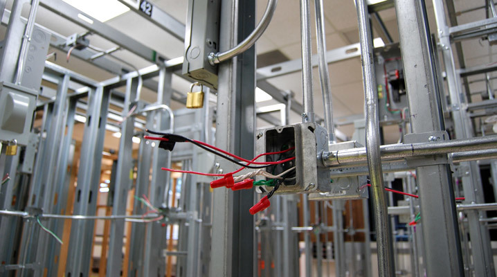 commercial and residental wiring Electrician electrical wiring plc on